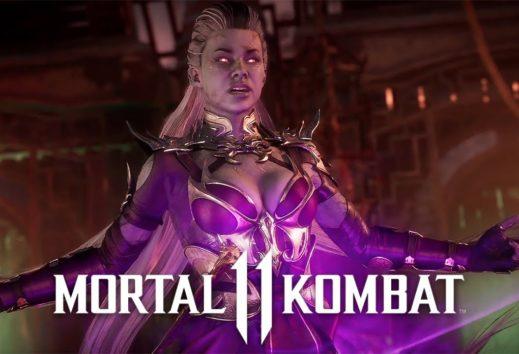 Mortal Kombat 11: Sindel entra nell'arena