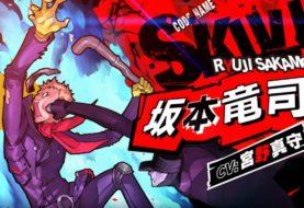 Persona 5 Scramble: un trailer per Ryuji Sakamoto