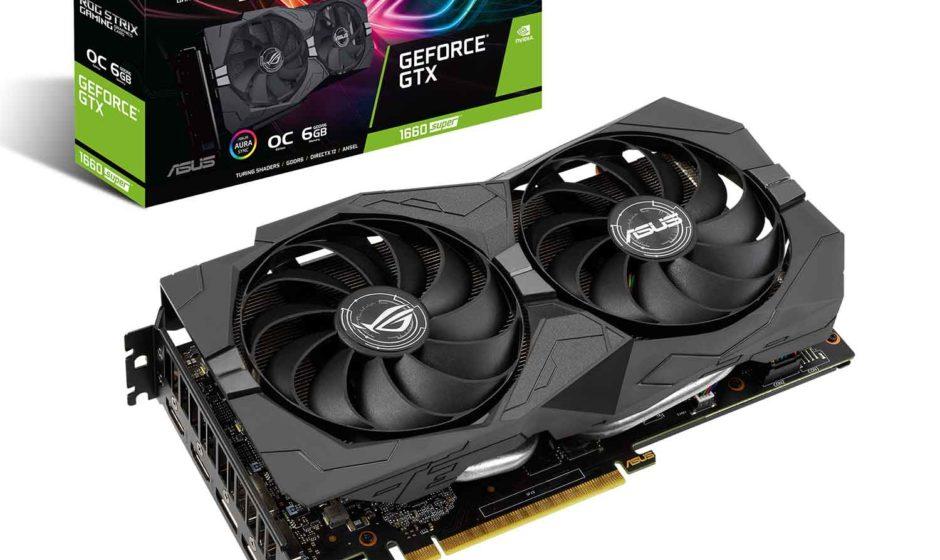 ASUS lancia le nuove GeForce GTX 1660 e 1650 SUPER