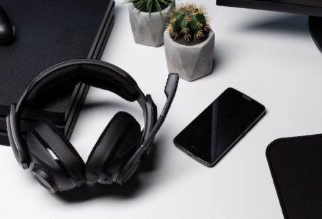 Sennheiser GSP 670 - Cuffie da gaming wireless