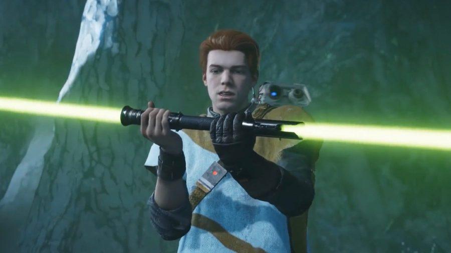 Star Wars Jedi: Fallen Order guida alla lightsaber a doppia lama