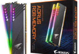 GIGABYTE amplia la famiglia DDR4 RGB AORUS