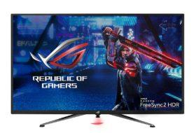 ASUS: Strix XG438Q il più grande monitor gaming