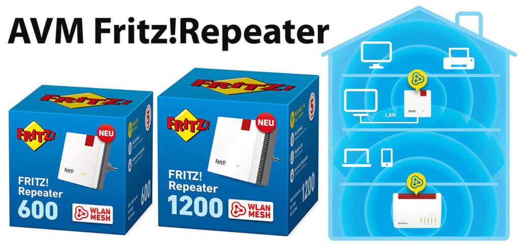 FRITZ! Repeater