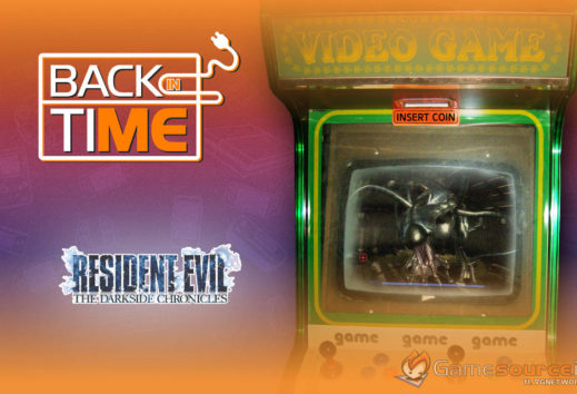 Back in Time - Resident Evil: The Darkside Chronicles