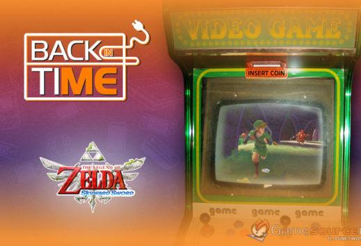 Back in Time - The Legend of Zelda: Skyward Sword