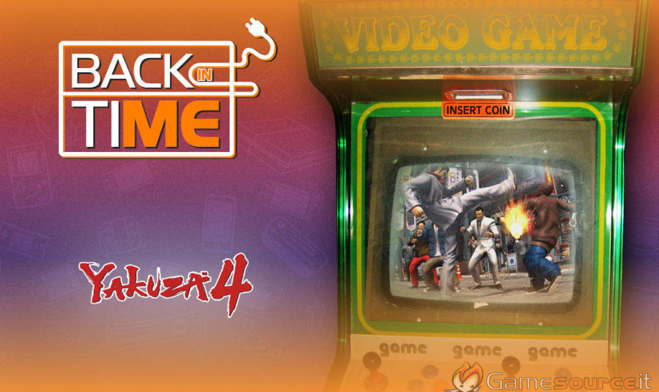 Back in Time - Yakuza 4