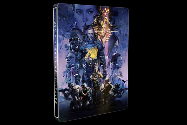 Death Stranding Steelbook