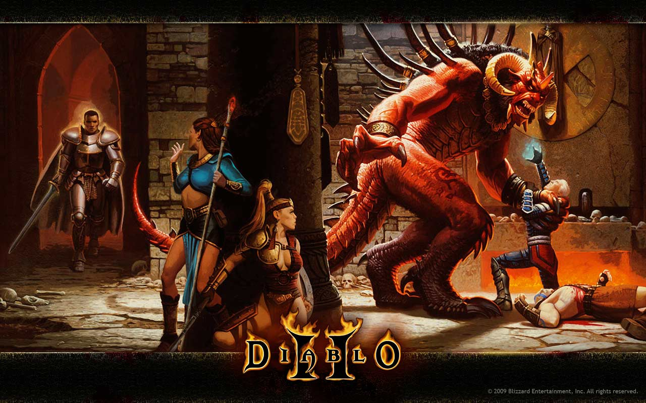 Diablo II Remastered