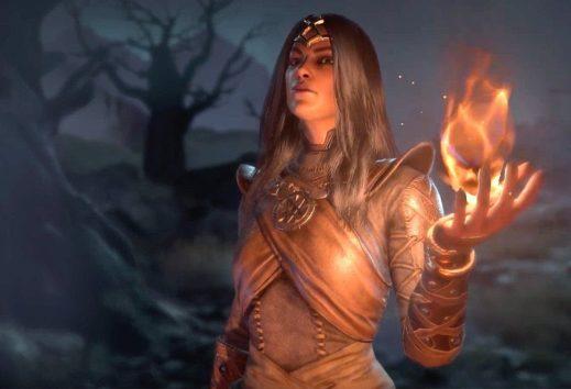 Diablo IV: le 3 classi si mostrano in video gameplay