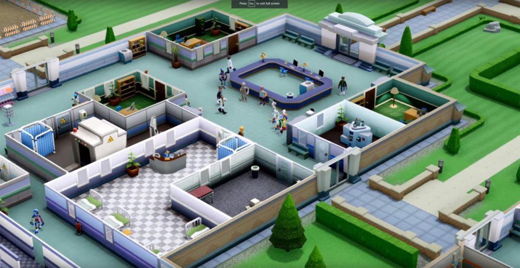 Two Set Hospital