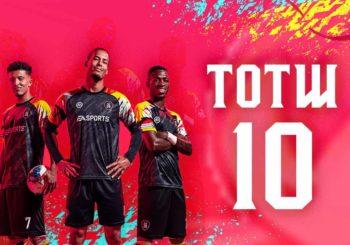 FIFA 20 TOTW 10, la nuova Squadra della Settimana