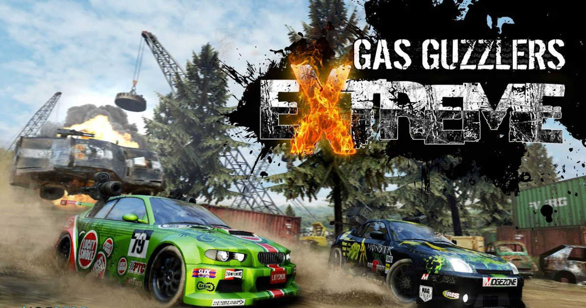 Gas Guzzlers Extreme – Recensione