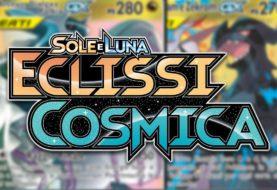 GCC Pokémon: ecco l'espansione Eclissi Cosmica