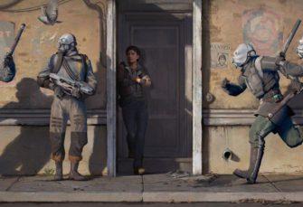 Half-Life: Alyx, trapelano nuovi screenshot