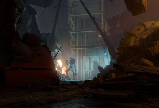 Half-Life: Alyx: una mod per giocare senza VR