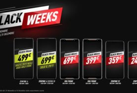 ASUS sconta vari smartphone per il Black Friday