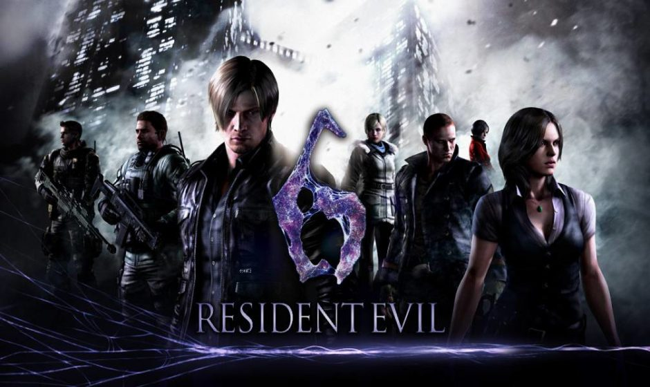 Resident Evil 6 - Recensione Switch