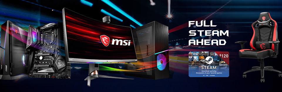 MSI monitor