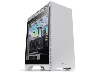 THERMALTAKE presenta il case S500 Snow Edition