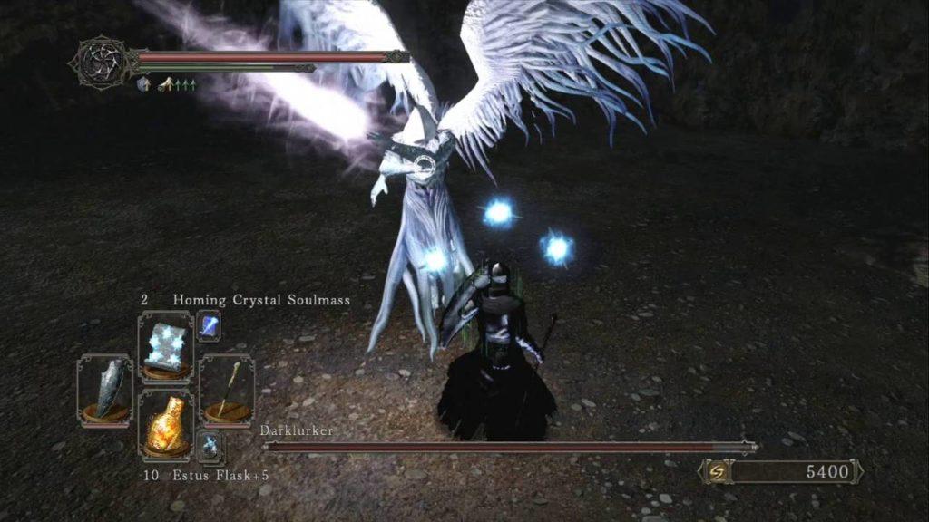 Dark Souls cacciatore oscuro