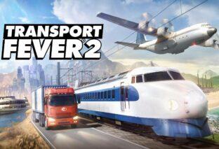 Transport Fever 2: disponibile anche per Mac