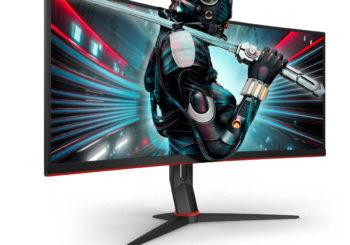 AOC presenta due nuovi display gaming