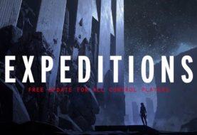Control: annunciata la modalità Expeditions