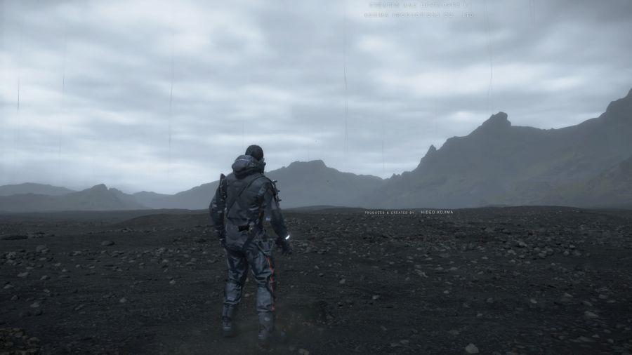 Death Stranding Kojima