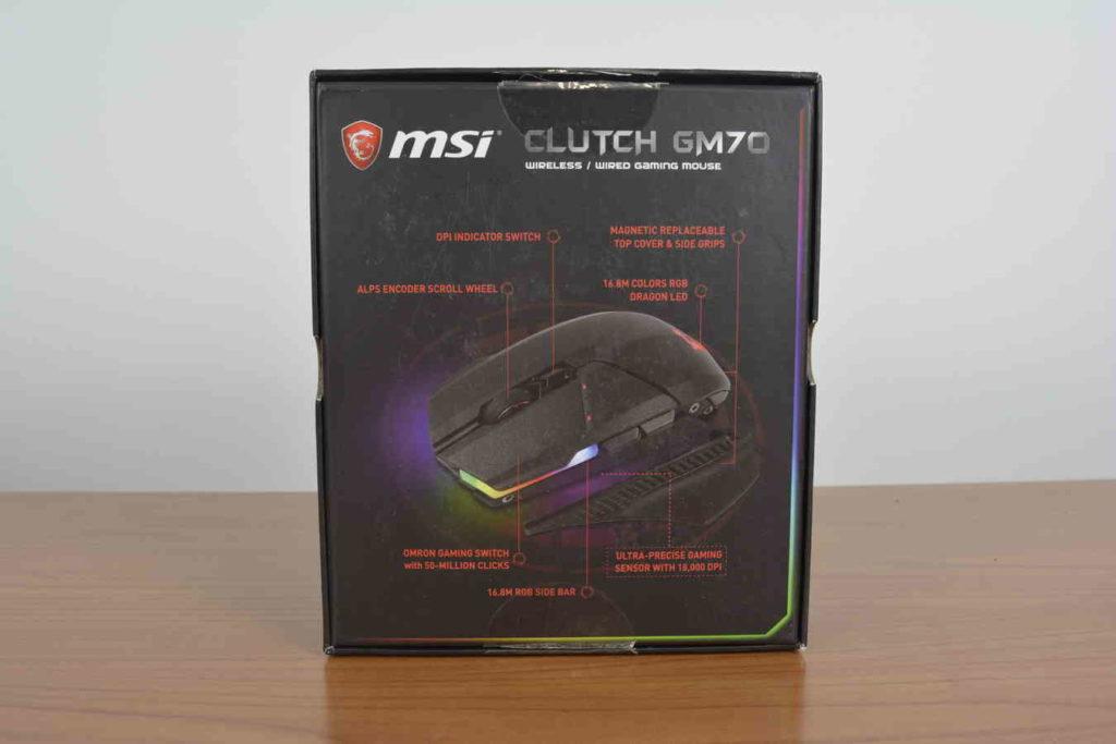 MSI Clutch GM 70
