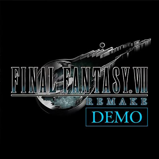 Final Fantasy VII Remake Demo Icon leak