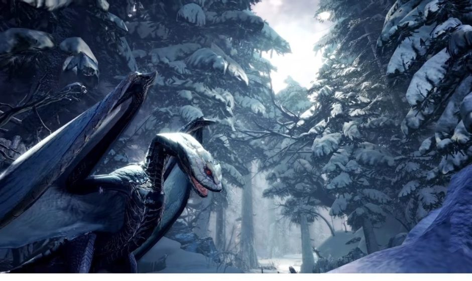 Monster Hunter World: Iceborne - Lista Trofei