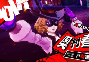 Persona 5 Scramble: un trailer per Haru