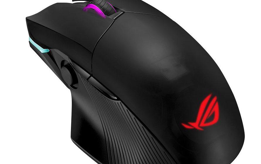 ROG presenta il Chakram: il mouse con joystick