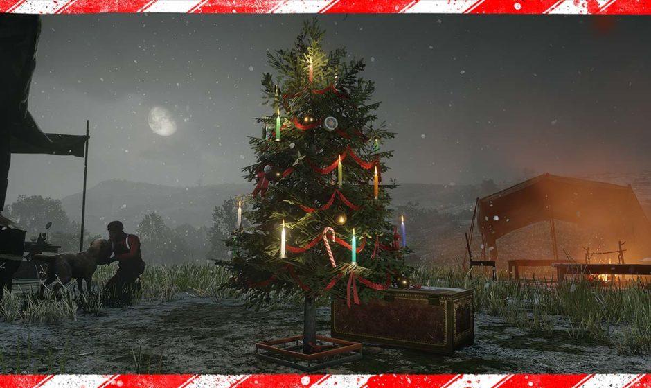 Red Dead Online: neve e regali disponibili