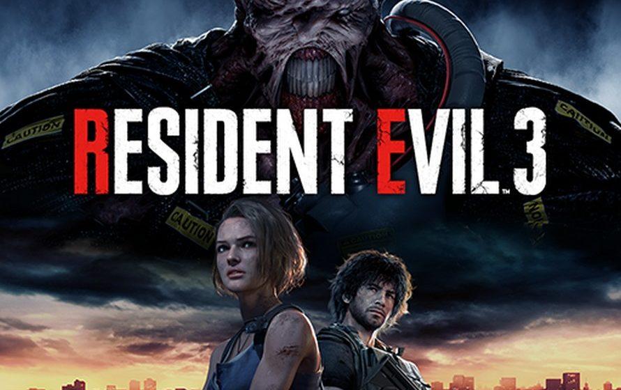 Resident Evil 3 Remake: sul PSN spuntano le cover