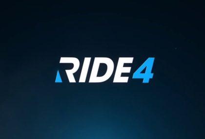Ride 4 - Anteprima