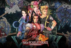 SaGa Scarlet Grace: Ambitions disponibile da oggi