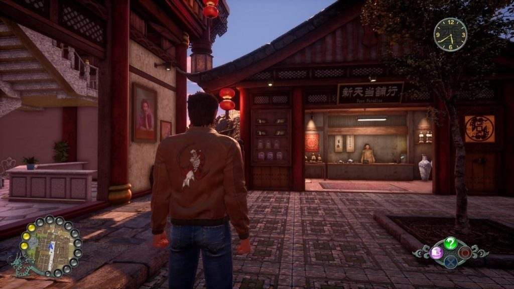 Shenmue III soldi Pawn Paradise