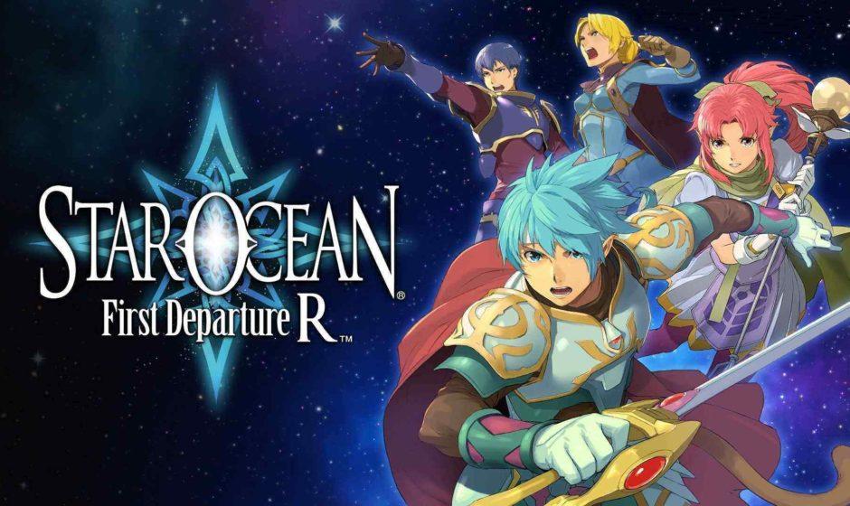 Star Ocean: First Departure R - Recensione