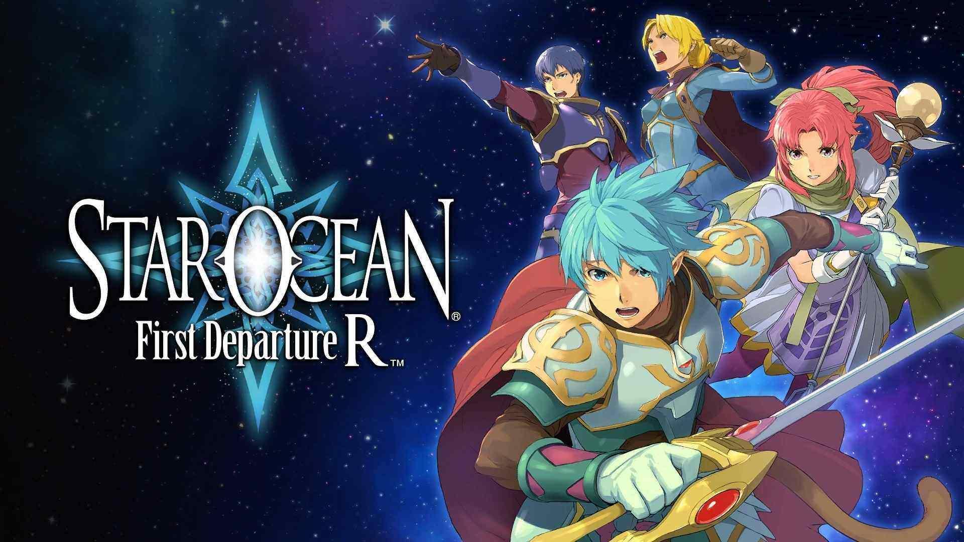 Star Ocean: First Departure R – Recensione