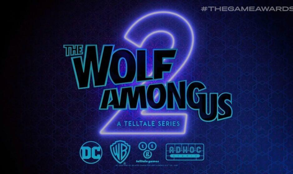 The Wolf Among Us 2 confermato ai TGA