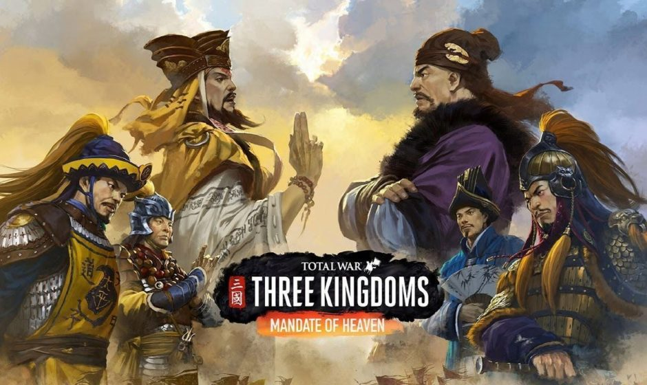 Total War: Three Kingdoms: in arrivo Mandate of Heaven