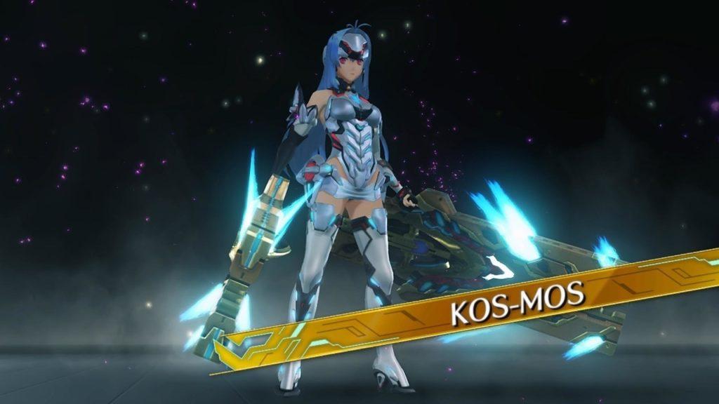 Xenoblade 2 KOS-MOS Gladius Xenosaga HD