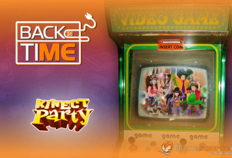 Back in Time - Kinect Party