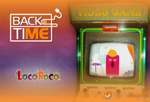 Back in Time - LocoRoco