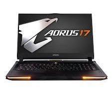 GIGABYTE presenta il laptop AORUS 17