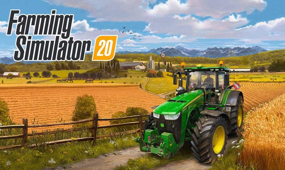 Farming Simulator 20 - Recensione