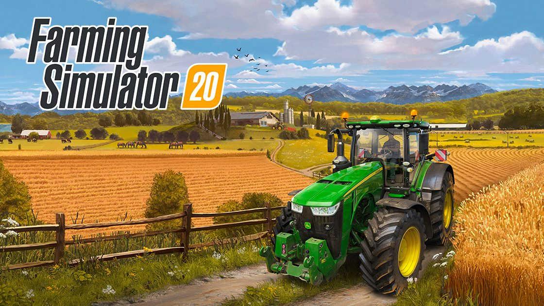 Farming Simulator 20 – Recensione