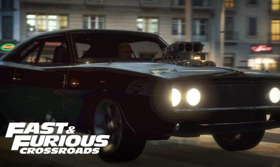 Il Cast di Fast and Furious Crossroads